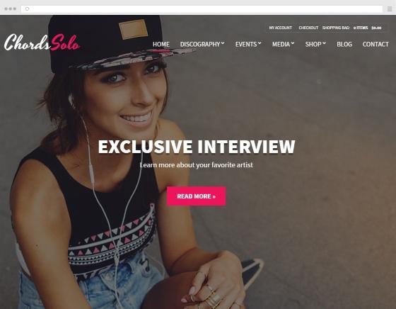 Comment créer mon site d'agent artistique
