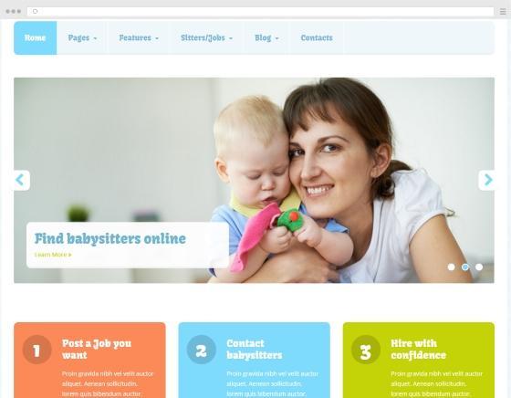 Comment faire un site de baby-sitter ?